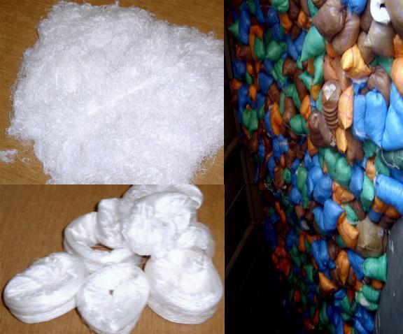 Kevlar Fabric Waste Lycra Spandex Waste Yarn Technical
